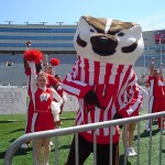 BUCKY BADGER & SPIRIT SQUAD