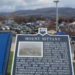 CLIMBING MOUNT NITTANY